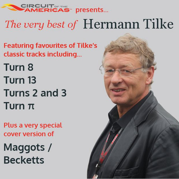 The very best of Hermann Tilke
